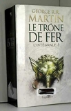 Le trone de fer - Integrale 5 [ Game of THrones ] (French Edition) by George R. R. Martin(2014-11-05) - French and European Publications Inc - 05/11/2014