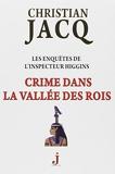 Crime dans la Vallée des Rois - J Editions - 13/01/2015