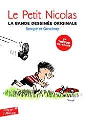 Le Petit Nicolas La bande dessinée originale de Sempé