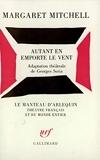 Autant en emporte le vent - Gallimard - 02/09/1983