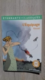 Specimen Ec Lycee 2014 L'Equipage - Flammarion - 08/01/2014