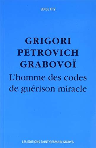 Grigori Petrovitch Grabovoï