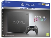 PS4 SLIM 1 To - Edition Spéciale Days of Play