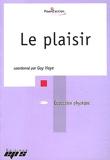 Le plaisir - Editions EP&S - 15/12/2011