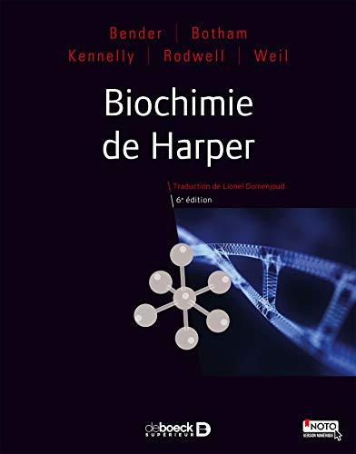 Biochimie de Harper (2017)