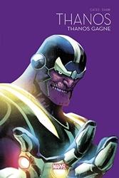 Thanos gagne - Le Printemps des comics 2021 de Geoff Shaw