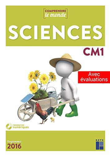 Sciences CM1 NE + évaluations + DVD