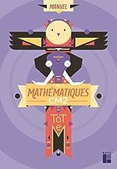 Totem Mathématiques CM2 - Manuel + cahier d'exercices de Christian Henaff