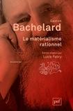 Le matérialisme rationnel - Édition établie par Lucie Fabry