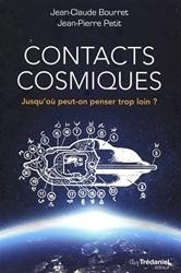 Contacts cosmiques de Jean-claude Bourret
