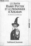 Harry Potter et le prisonnier d'Azkaban - Folio Junior - 01/01/1999