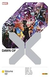 Dawn of X Vol. 02 de Leinil Francis Yu
