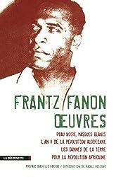Oeuvres de Frantz FANON