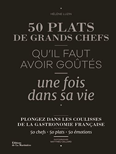 50 Plats De Grands Chefs