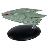 Collection de vaisseaux spatiaux Star Trek Starships Collection Nº 71 Goroth's Klingon Transport Ship