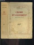 Crime Et Chatiment - Gallimard