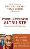 Pour un pouvoir altruiste - Pocket - 19/11/2020