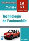 Technologie de l'automobile 2e année CAP MV (2018) Pochette élève (2018)