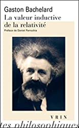 La valeur inductive de la relativité de Gaston Bachelard