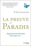 La Preuve du paradis - Les éditions Trédaniel - 01/03/2013