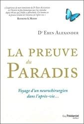 La Preuve du paradis d'Eben Alexander