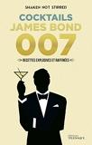 Cocktails James Bond 007