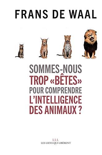 Sommes-nous trop « bêtes » pour comprend
