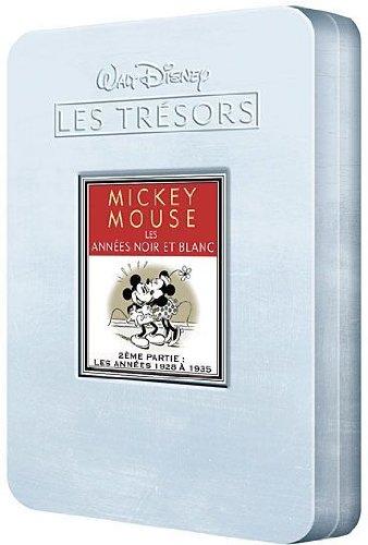 Mickey Mouse, les années noir et blanc