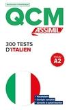 Assimil QCM 250 tests d'italien niveau A2