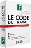 Le code du Travail 2020 - Spécial étudiant - Sans notes : ni jurisprudence, ni doctrine. Edition arrêtée au JO du 15 septembre 2019