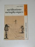 Méditations métaphysiques - Larousse