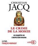 Les enquêtes de l'inspecteur Higgins - Le crime de la momie - Lizzie - 10/10/2019