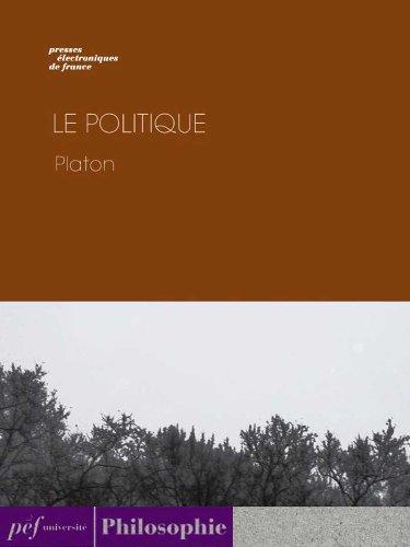 Le politique - Format Kindle - 2,99 €