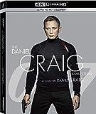 James Bond 007-La Collection Daniel Craig - Casino Royale + Quantum of Solace + Skyfall + Spectre [4K Ultra HD + Blu-Ray]