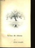 Larmes de silence. - Bellarmin. 2ème édition