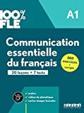Communication essentielle du français A1 - Livre + Onprint - Collection 100% FLE