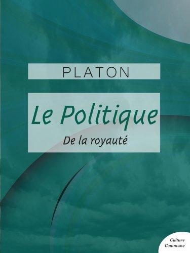 Le Politique - Format Kindle - 1,99 €