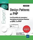 Design Patterns en PHP - Les 23 modèles de conception - Descriptions et solutions illustrées en UML2 et PHP (2e édition)