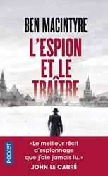 L'Espion et le Traître de Ben MACINTYRE