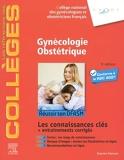 Gynécologie Obstétrique - Réussir les ECNi - Connaissances socles et avancées - Elsevier Masson - 22/09/2021