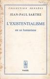 L'Existentialisme est un humanisme - Nagel - 01/01/2000