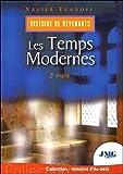 Histoire de revenants Tome 2 - Les Temps Modernes