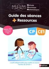 Méthode Heuristique Mathématiques CP/CE1 - Guide pédagogique - 2019 de Nicolas Pinel