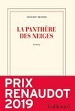 La panthère des neiges - Prix Renaudot 2019 - Gallimard - 10/10/2019