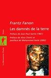 Les damnés de la terre de Jean-Paul Sartre (2002) Broché