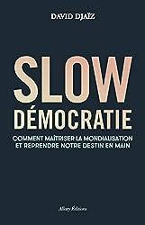 Slow démocratie de David Djaiz