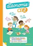 En autonomie ! CE2 (2020) - Fiches, jeux et activités en français et en maths - 275 Activités Pour Travailler Dans Toutes Les Disciplines (2020)