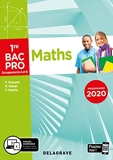 Mathématiques - Groupement A et B - 1re Bac Pro (2020) - Pochette élève (2020)
