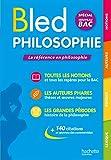 Bled Philosophie - Hachette Éducation - 19/08/2020