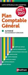 Plan comptable général 2021/2022 de Jean-Luc Siegwart